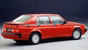 Alfa Romeo 3.0 V6 America